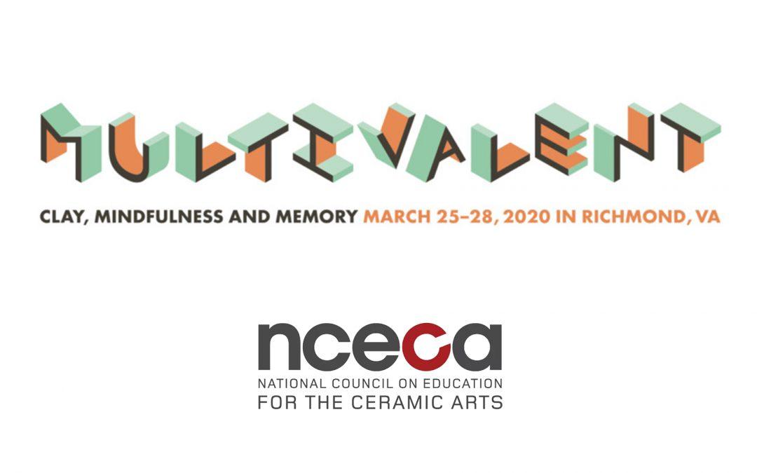 NCECA 2020